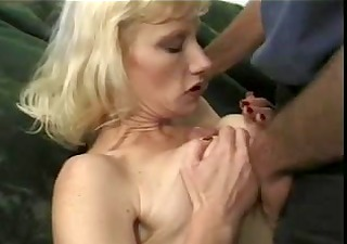 Saggy titted mother Id like to fuck receives