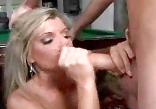 Milf kristal summers gets nailed after a few