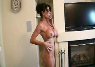 hot mamma n11110 brunette hair excited older milf