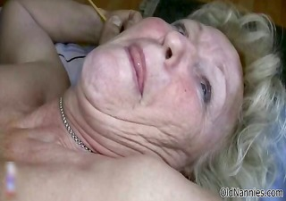 horny old granny with huge bumpers t live without