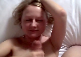 Spunk for a pretty wife