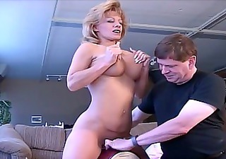 Busty horny mom wants to get nasty dad
