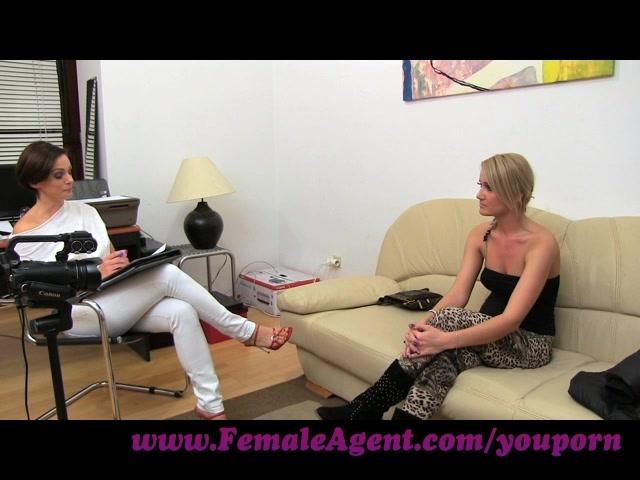femaleagent. lets wank together